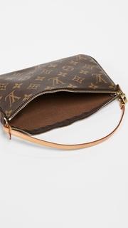 94027448939f What Goes Around Comes Around Louis Vuitton Mono Pochette Bag