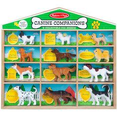 """Набор собак Melissa & Doug """"Классические игрушки"""""""