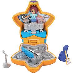 Игровой набор Polly Pocket Smart Stick, оранжевая звезда Mattel