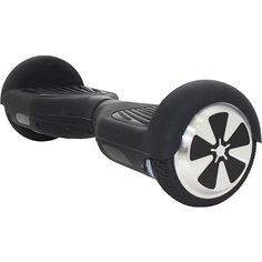 "Гироскутер SpeedRoll Premium Smart ""Черный карбон"", черный"