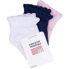 Носки,3 пары Original Marines для девочки