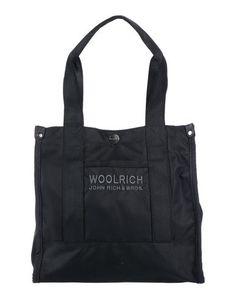 Сумка на руку Woolrich