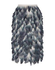 Юбка длиной 3/4 Burberry