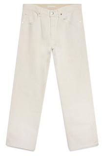 Белые джинсы Helmut Lang