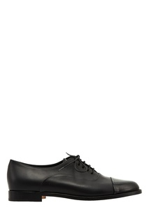 Черные ботинки Rodita Manolo Blahnik