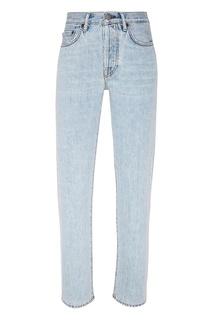 Голубые джинсы Acne Studios