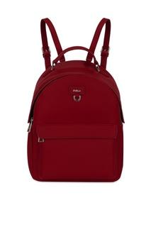 Бордовый рюкзак Favola Furla
