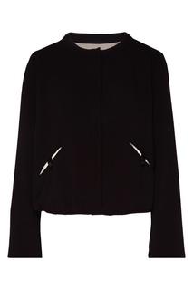 Легкая черная куртка Emporio Armani