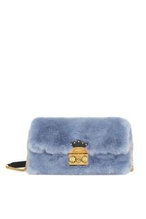 Голубая сумка Metropolis Nuvola Furla