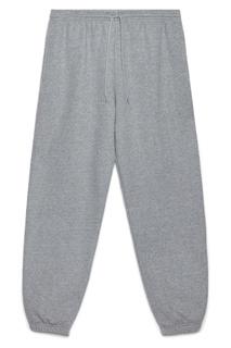 Серые брюки-джоггеры A.P.C.
