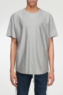 Серая футболка Soe