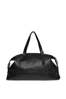 Черная дорожная сумка Dries Van Noten