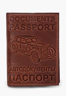 Обложка для документов Forte St.Petersburg