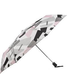"""Складной полуавтоматический зонт с системой """"антиветер"""" Doppler"""