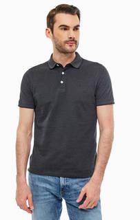 Хлопковая футболка поло с короткими рукавами Jack & Jones