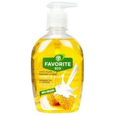 Крем-мыло Нежность и забота Favorite