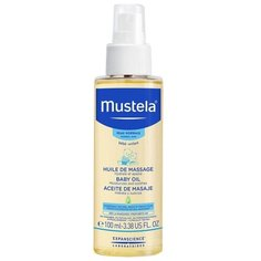 Mustela Масло массажное