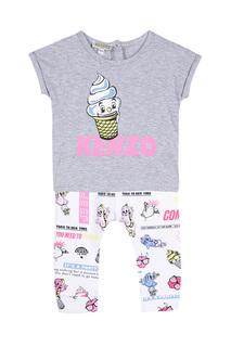 Комплект(Футболка+брюки) Kenzo
