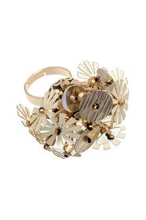 кольцо Jaffrey de Marenta