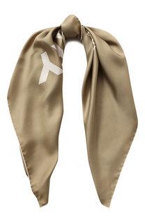 Шелковый платок Burberry