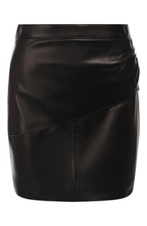 Кожаная юбка Givenchy