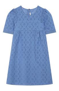 Хлопковое платье Chloé