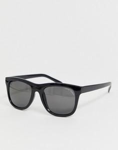 Черные квадратные солнцезащитные очки Cheap Monday Timeless - Черный