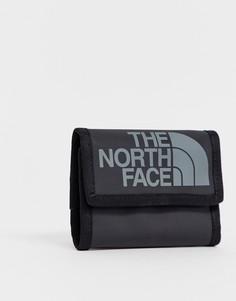 Черный бумажник The North Face Base Camp - Черный