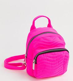 Неоново-розовый рюкзак Skinnydip - Розовый