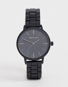 Черные часы ASOS DESIGN - Черный