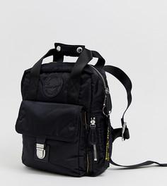 Черная маленькая сумка для авиапутешествий Dr Martens - Черный