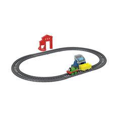 Железная дорога Fisher-Price Thomas and Friends Track Master Перси доставляет груз Mattel