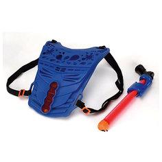 Водяной бластер с рюкзаком Наша игрушка