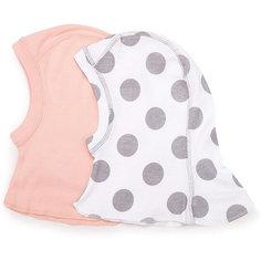Шапка-шлем 2 шт Happy Baby для девочки