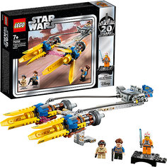 Конструктор LEGO Star Wars 75258: Гоночный под Энакина: выпуск к 20-летнему юбилею