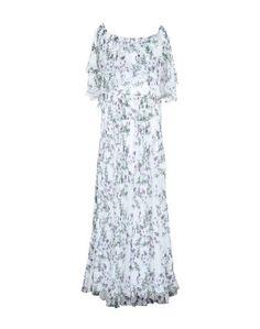 Длинное платье Anna Molinari Blumarine