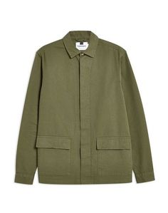 Джинсовая рубашка Topman