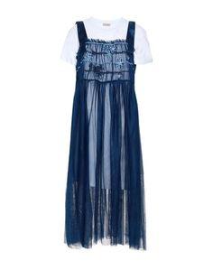 Платье длиной 3/4 Scee by Twinset