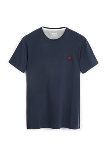 Темно-синяя футболка Timberland