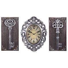 Часы настенные кварцевые Русские подарки