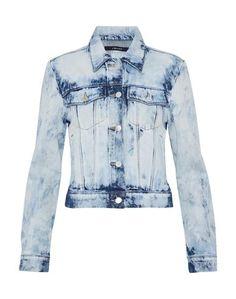 Джинсовая верхняя одежда J Brand