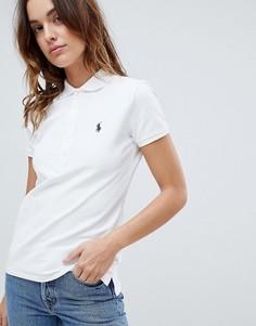 Классическая футболка-поло Polo Ralph Lauren - Белый