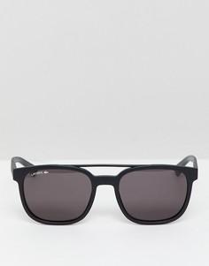 Квадратные солнцезащитные очки Lacoste L883S - Черный