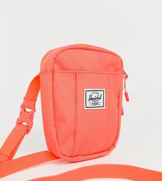Эксклюзивная сумка через плечо Herschel Supply Co Cruz - Розовый