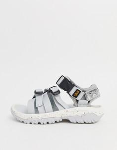 Серые сандалии Teva Hurricane x LX ALP - Серый