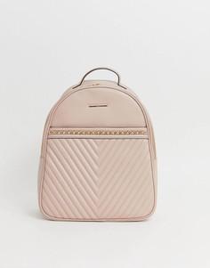 Стеганый рюкзак Aldo - Розовый