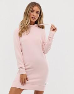 Супермягкое платье-свитер Superdry - Розовый