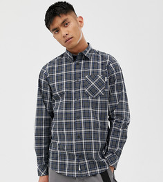 Рубашка с длинными рукавами Carhartt - Темно-синий