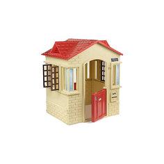 Деревенский домик Little Tikes, бежевый