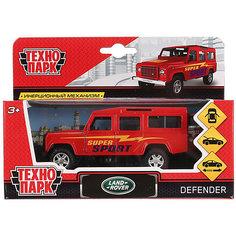 Инерционная машина Технопарк Land Rover Defender, Спорт